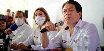 Celebra Mario Delgado decisión del INE sobre candidatura de Rangel