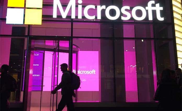 Microsoft pide subvencionar la banda ancha, la electricidad del siglo XXI