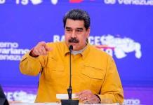 Maduro dice que se están robando el oro venezolano depositado en Inglaterra