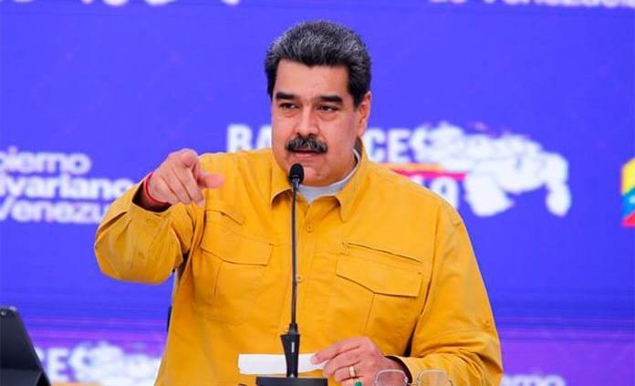 Maduro dice que está listo para ir a negociar con la oposición a México