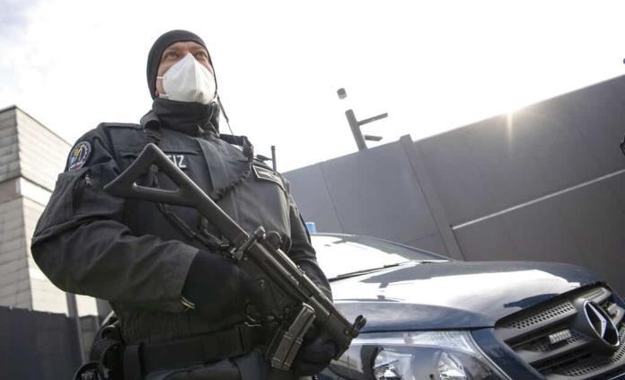 Detienen en Alemania al ultraderechista autor de una campaña de amenazas