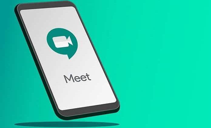 Este es el mensaje que comenzarás a ver en Google Meet