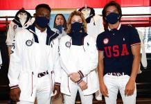 Ralph Lauren desvela el uniforme olímpico de EEUU para la clausura de Tokio