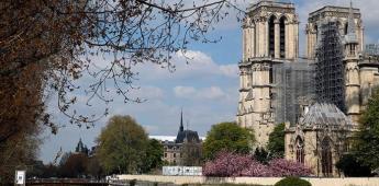 Notre Dame, protagonista del pabellón francés en la Expo de Dubai
