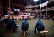 El Globe, el teatro de Roma ocupado por los artistas para exigir ayuda