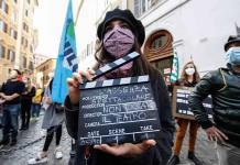 La cultura italiana protesta ante la apertura solo para el futbol