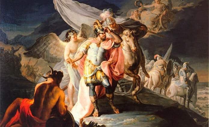 Museo del Prado recibe en donación el primer Goya documentado, Aníbal vencedor