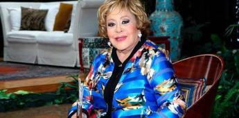 Frida Sofía saca del conflicto a su abuela Silvia Pinal