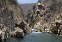Desaparece de nuevo cascada de Tamul