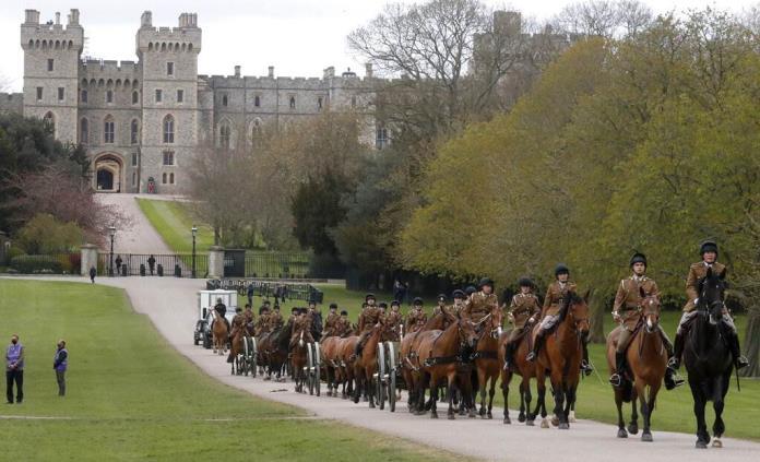 Lista de invitados al funeral del príncipe Felipe