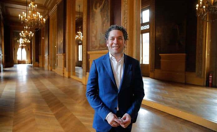Dudamel llega a la Ópera de París para transformarla