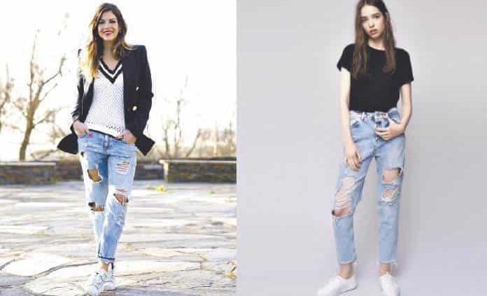Pantalones que son tendencia