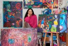 Lady Pink, la primera dama del grafiti, feminista y anti-vandalismo
