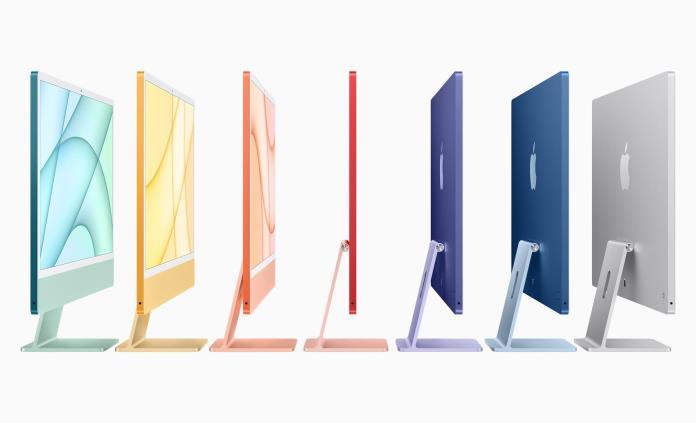 Apple rediseña el iMac y anuncia un servicio de suscripción de podcasts
