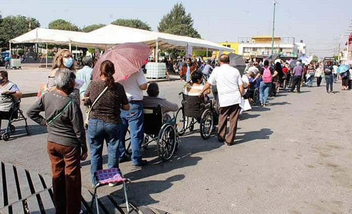 Del 11 al 15 de mayo, aplicación de la segunda dosis en la zona metropolitana, confirma alcalde soledense