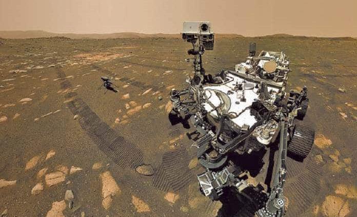 El helicóptero Ingenuity pasa a una nueva fase operacional en Marte