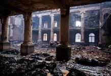 El fuego destruyó miles de libros en la Universidad de Ciudad del Cabo