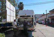 Camiones descompuestos retrasan servicio de limpia