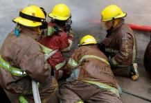 Inicia academia  para bomberos