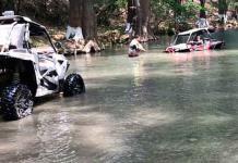 Ríos casi secos y aprueban tour de Razers