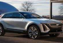 El primer vehículo eléctrico de Cadillac, Lyriq, costará 59,900 dólares