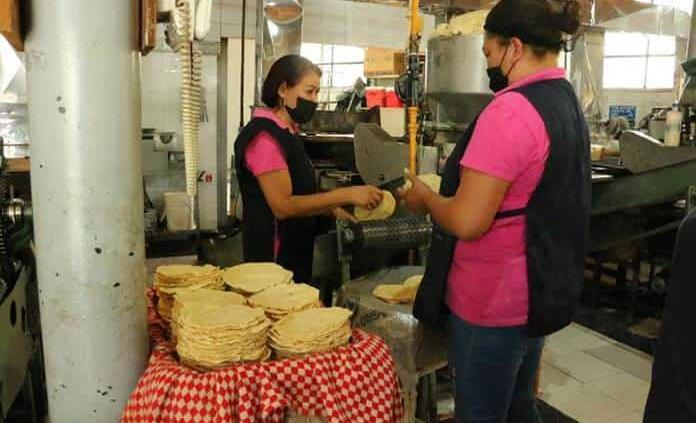 Precio de tortillas sube 13.5% en primera quincena de julio