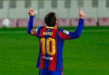 Leo Messi organiza un almuerzo en su casa para toda la plantilla del Barcelona