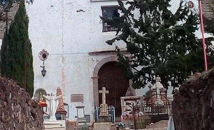 Capilla de Gpe., atractivo turístico de Real de Catorce