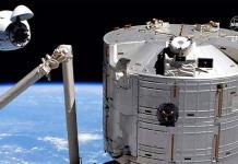 Culmina con éxito y un susto el viaje de la misión Crew-2 a la Estación Espacial