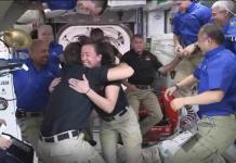 La EEI tiene su mayor número de astronautas en más de una década