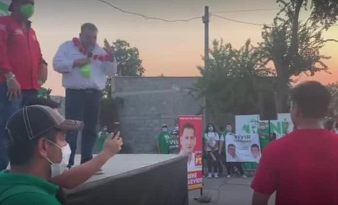 Intentan boicotear evento de D. Medina