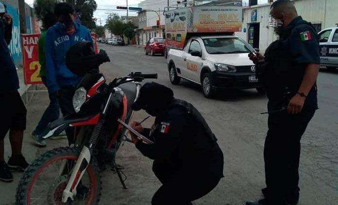 Operativo de Tránsito; revisarán motocicletas