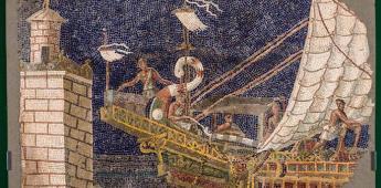 Roma exhibe los mosaicos que pusieron color a su Antigüedad
