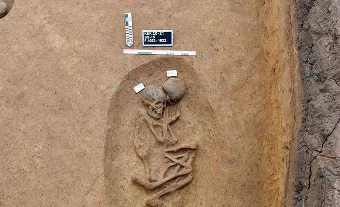 Descubren 110 tumbas de la época predinástica egipcia en el delta del Nilo