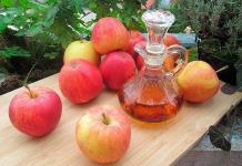 Beneficios y contradicciones del vinagre de sidra de manzana