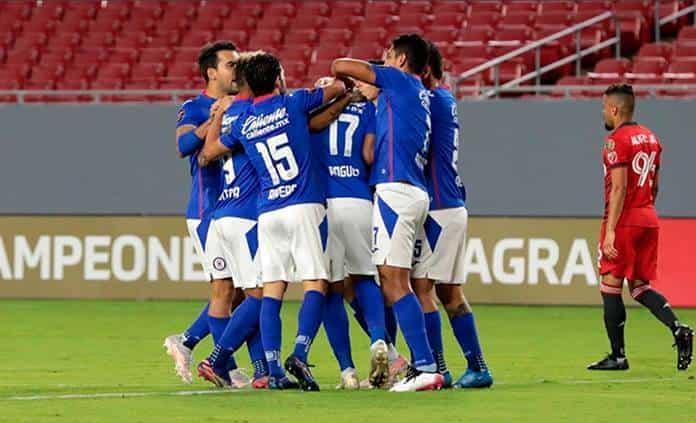 Cruz Azul califica a la final de la Liga Premier