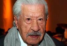 Ignacio López Tarso le rehúye al retiro a sus 96 años