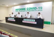 Surge foco de infección de Covid en Ébano