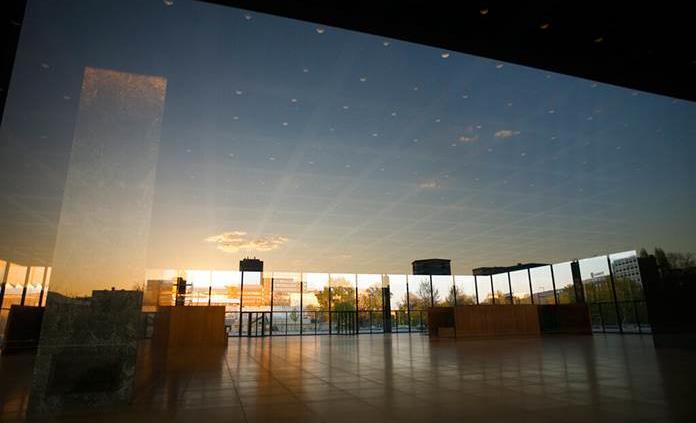 La emblemática Neue National Galerie de Berlín culmina su remodelación