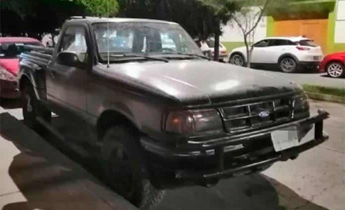En Rioverde, recuperan camioneta robada