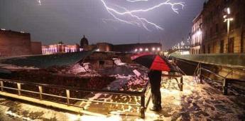 Avanza la reparación del Templo Mayor dañado por una tormenta