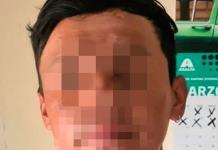 Por presunta violación en contra de una menor fue detenido hombre en El Naranjo