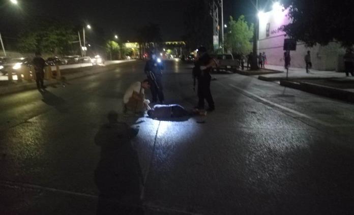 Peatón muere tras ser atropellado frente al IMSS en Valles