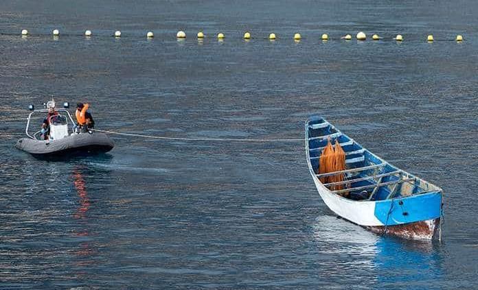 Socorristas españoles rescatan a más de 200 migrantes