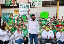 Ofrece Gallardo erradicar las cuotas escolares