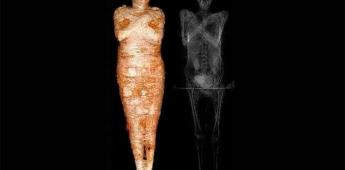 El misterio de una momia egipcia embarazada y su traslado a Polonia