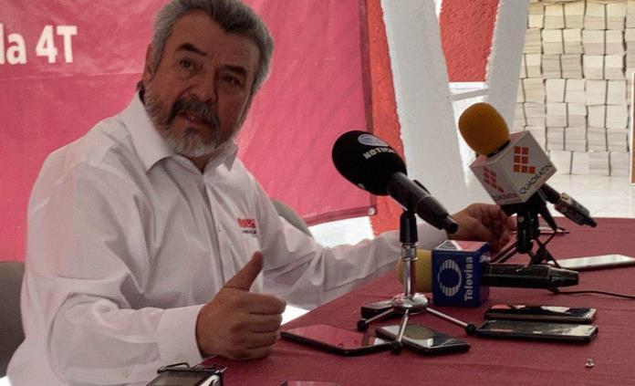 Espera Serrano que Rangel no pierda la candidatura
