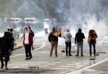 La Policía desaloja a cientos de personas en una fiesta ilegal en Bruselas