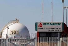 Pemex recupera terreno este 2021