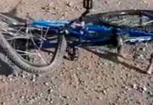 Fallece ciclista tras ser atropellado en la carretera a Rioverde